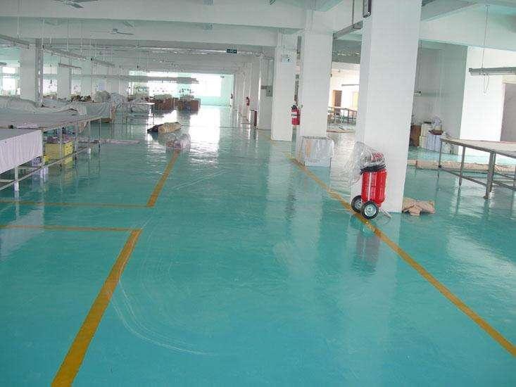 为何环氧树脂地坪漆能成为众多地面装修材料的新宠?