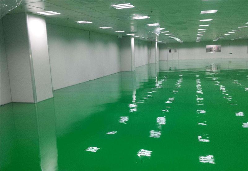 地坪漆材料上涨,环氧树脂地坪漆厂家该如何面对?