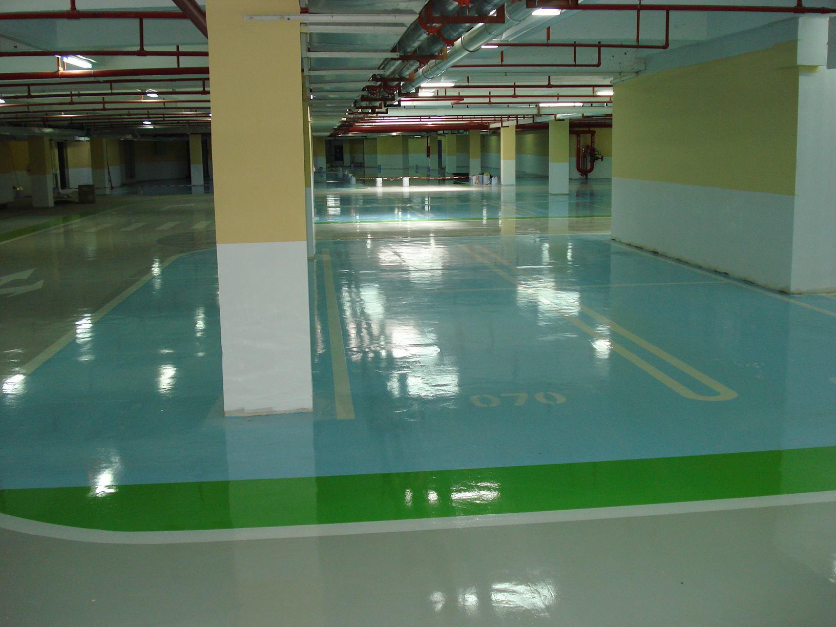 水性地坪涂料公司打开销售局面,需从这3点出发