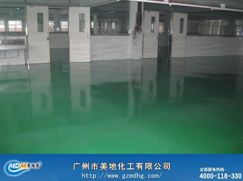 地坪漆施工过程中粉尘的危害及防护措施